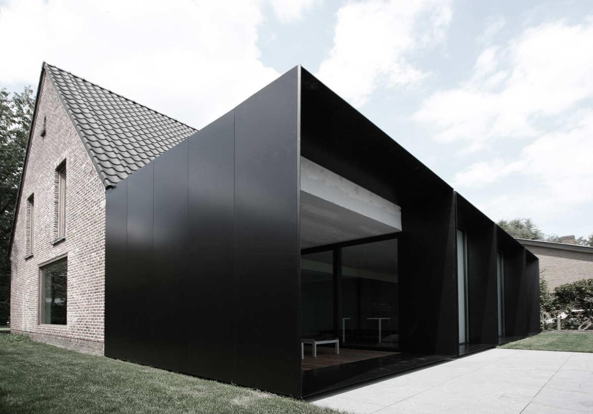 Casa DS / GRAUX & BAEYENS architecten, © Philippe Brysse