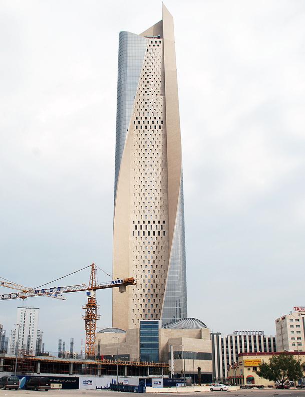 Al Hamra Firdous de SOM uma das melhores invenções segundo a revista Times, © Usuario Flickr Thamerium