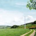 1°Lugar: T-pylon – Bystrup