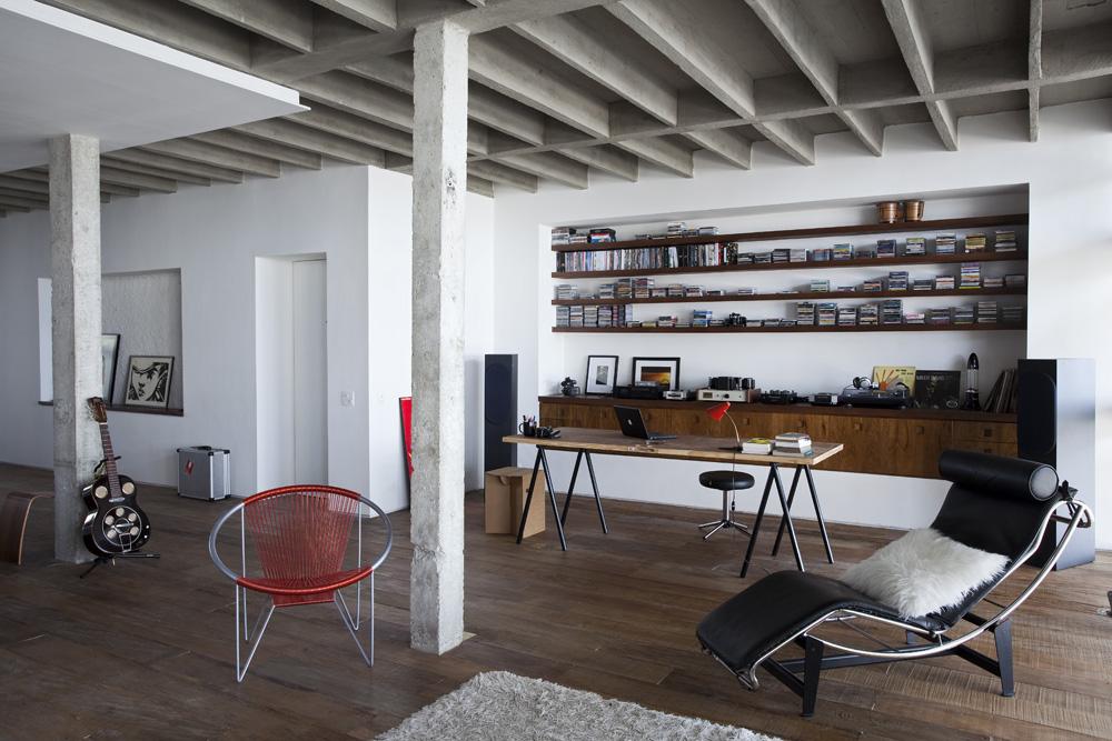 Galeria De Apartamento No Copan Felipe Hess amp Renata