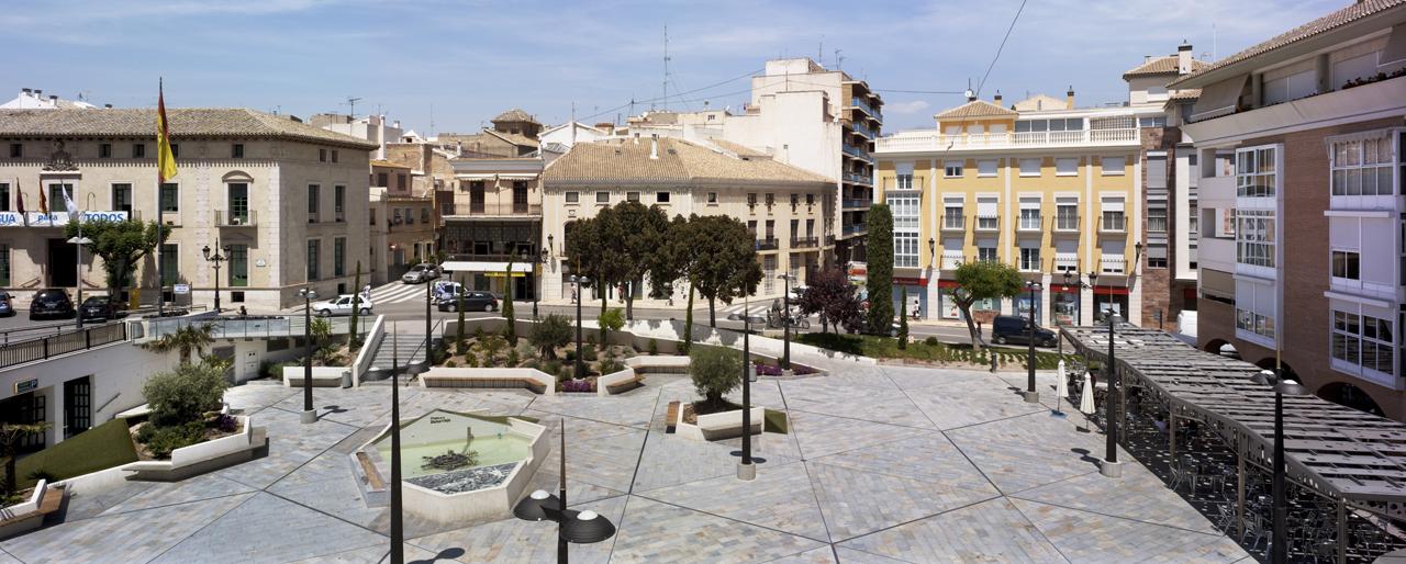 Praça da Balsa Vieja / Enrique Mínguez Martínez, © David Frutos