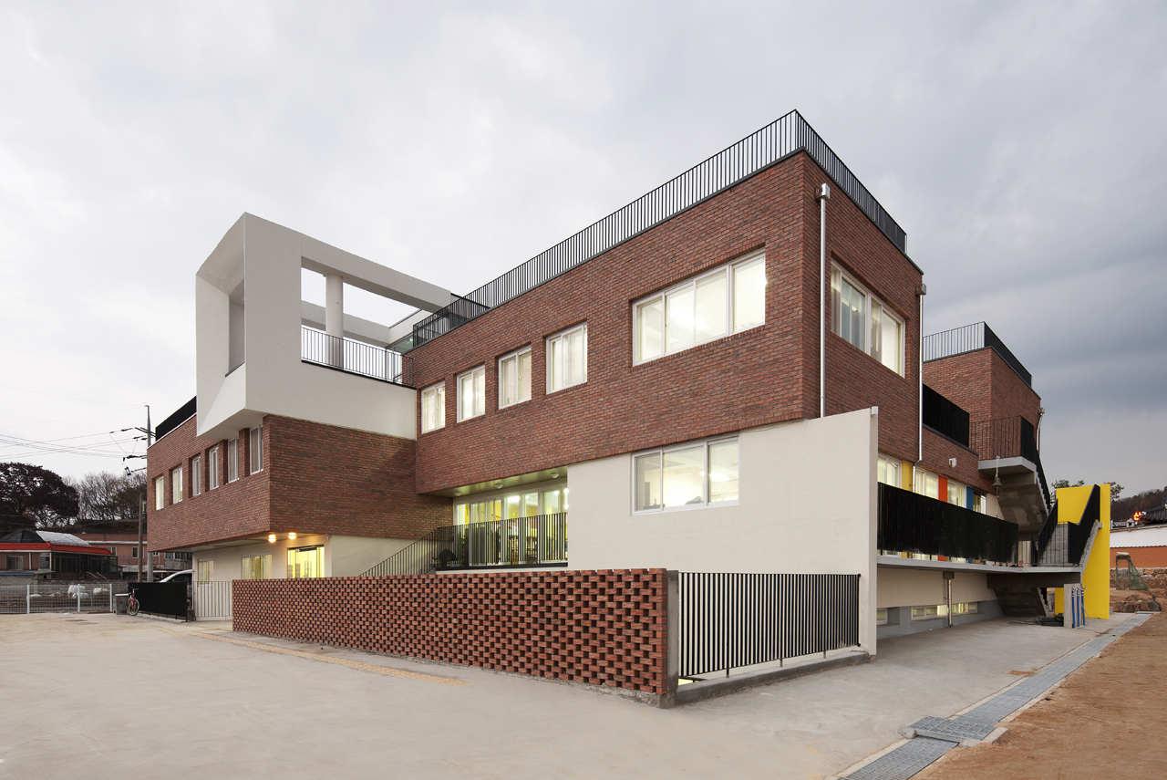 Escola Gratuita Paju / UOSarchitects, © Park Wan Soon
