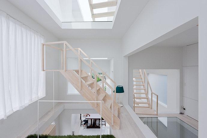 Casa H / Sou Fujimoto, © Iwan Baan