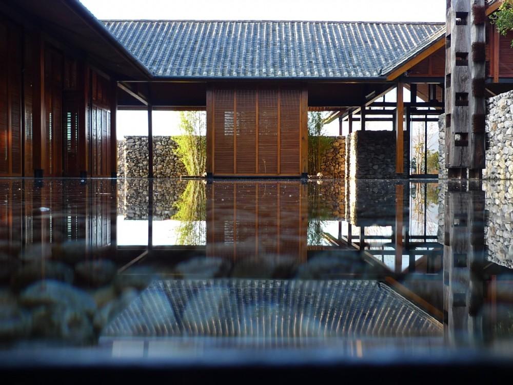 Casa na Água / Li Xiaodong Atelier, Cortesia de Li Xiaodong Atelier