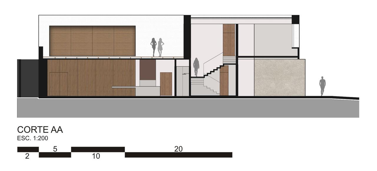 Galeria de Casa FF / Studio Guilherme Torres