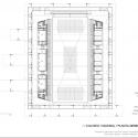 Coliseu Voleibol - Planta Geral Acesso