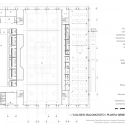 Coliseu Basquete - Planta Geral Acesso