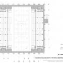 Coliseu Basquete - Planta Geral Arquibancadas
