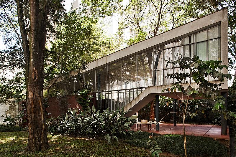 Sete obras do arquiteto Vilanova Artigas ganham proteção, © Pedro Kok, Residência Artigas