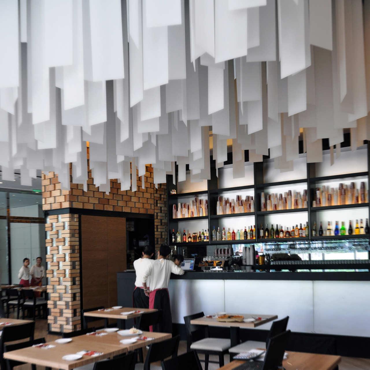 Cornerstone Restaurant / STUDIO RAMOPRIMO , Cortesia  Cornerstone STUDIO RAMOPRIMO