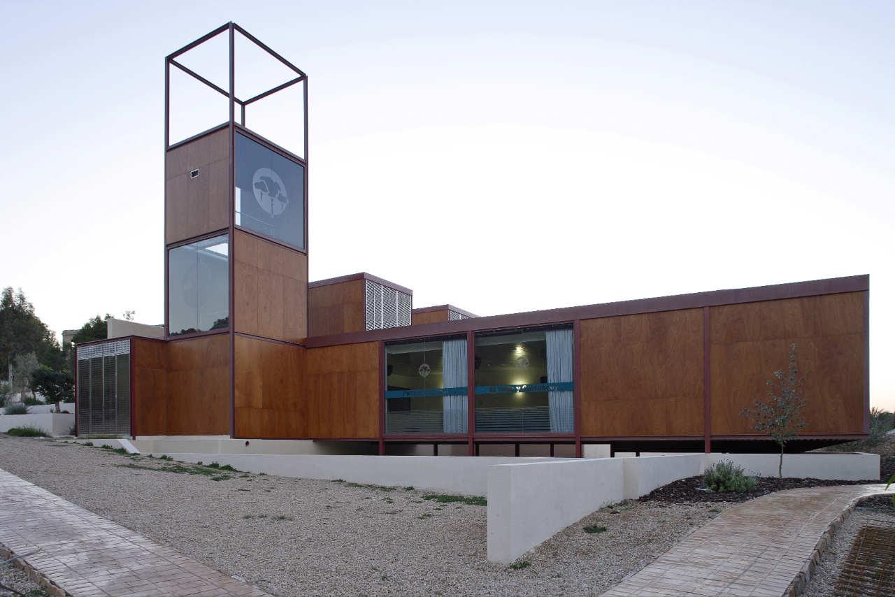 Centro de Visitantes El Valle / Manuel Fonseca Gallego, © Miguel de Guzmán