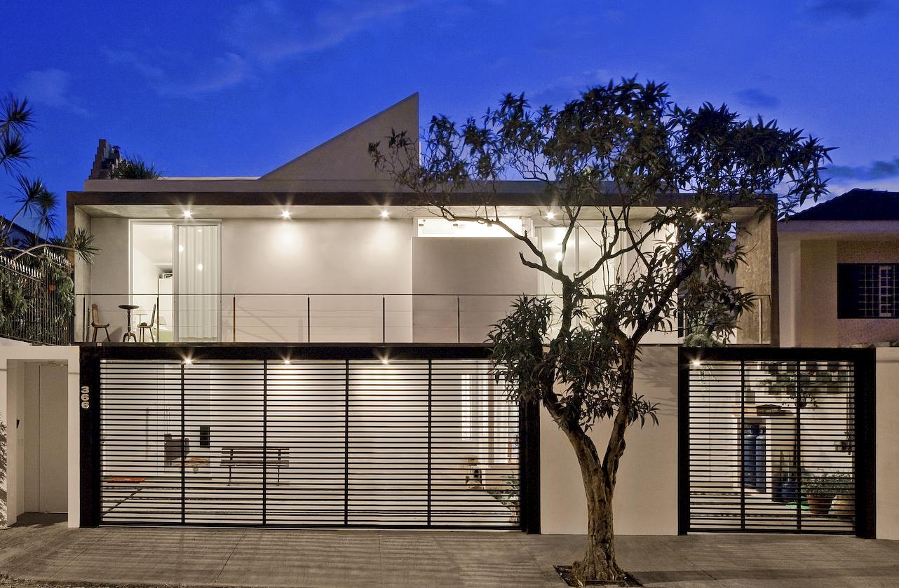 Residência Caropá / CASA14 I Arquitetura, © Maíra Acayaba