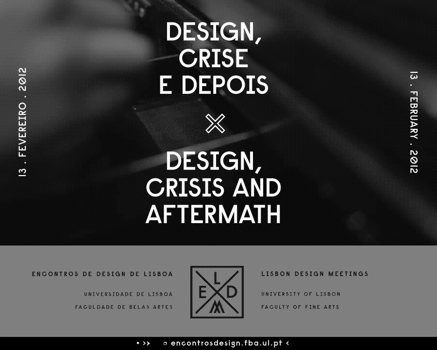 Encontros de Design de Lisboa / Portugal