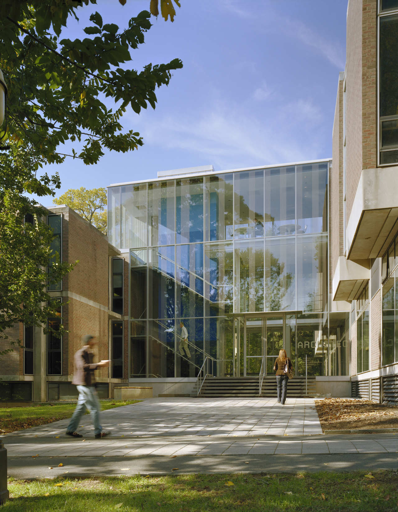 Princeton School of Architecture / Architecture Reseach Office , © Paul Warchol