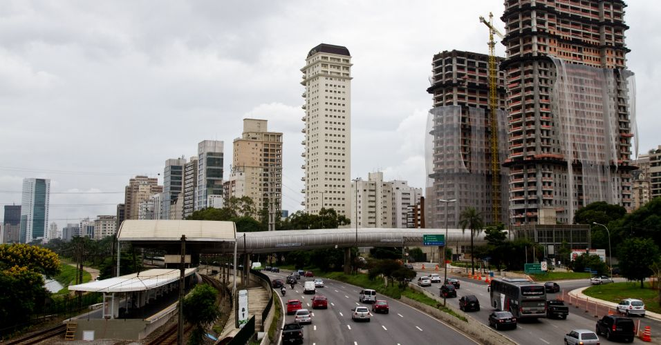 Liberado espigão da rua Tucumã em São Paulo, Imagem via © skyscrapercity