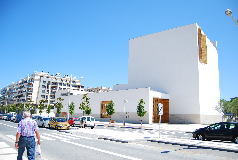 Igreja de Iesu / Rafael Moneo, © Enrique Iriso