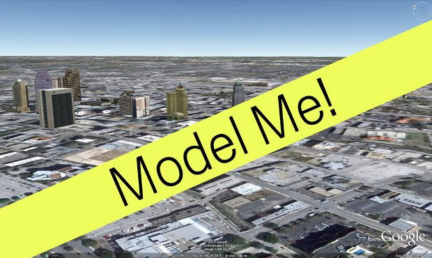 "Participe do ""2012 Google Model Your Town Competion"", Via digmlm"