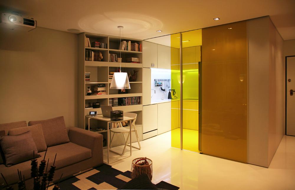 Casa Closet / Consexto , © Amândio Neto
