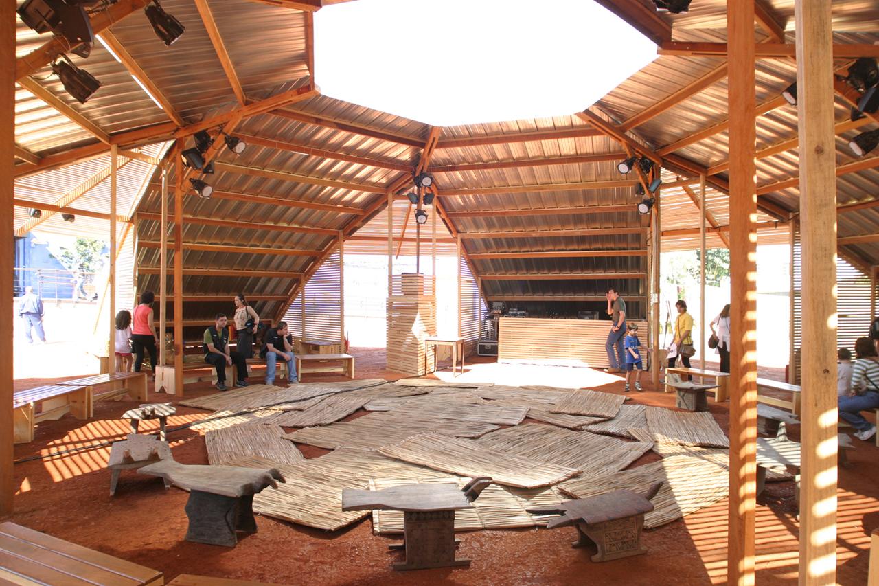 OCA Sesc Belenzinho - Fórum Cultural Mundial / Königsberger Vannucchi Arquitetos Associados, © Gal Oppido