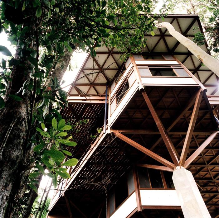 Clássicos da Arquitetura: Residência em Tijucopava / Marcos Acayaba Arquitetos, © Nelson Kon