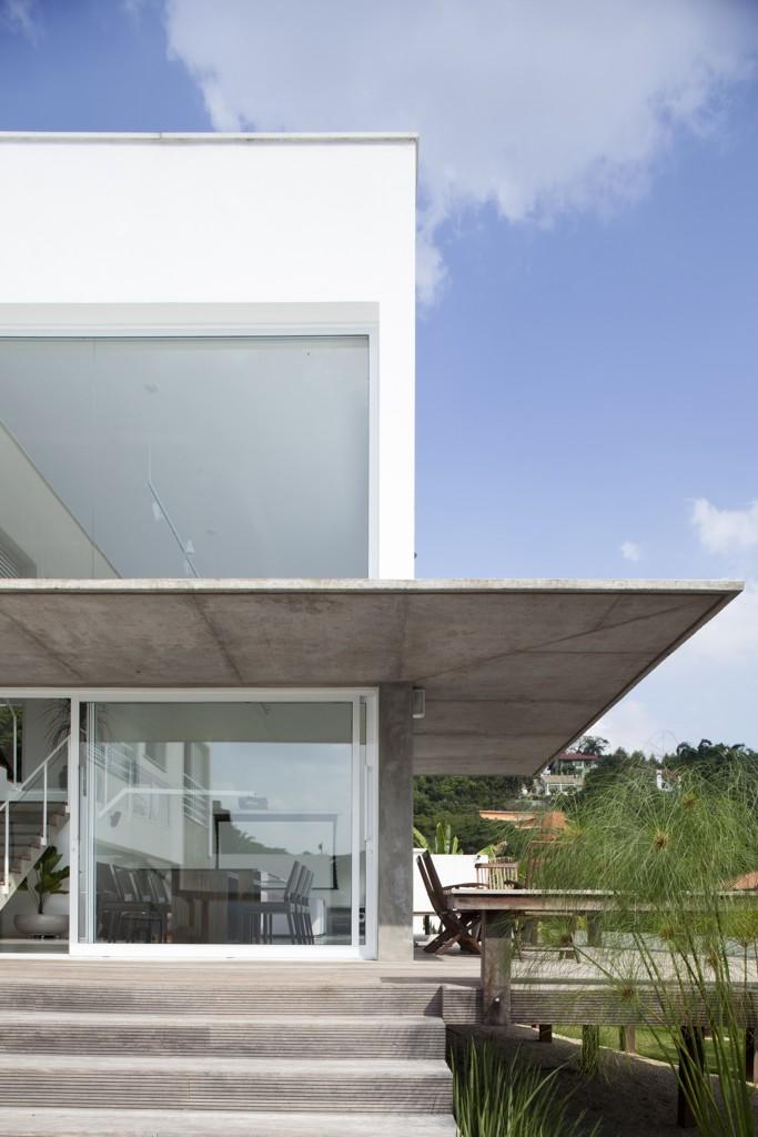 Residência Granja Viana / Belleza & Batalha C. do Lago Arquitetos Associados, © Fran Parente