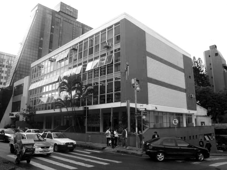 2º lugar Concurso Público Nacional de Arquitetura para a Biblioteca Pública de Santa Catarina / Estúdio Arkiz + Hiperstudio , ©  Cortesia Hiperestudio