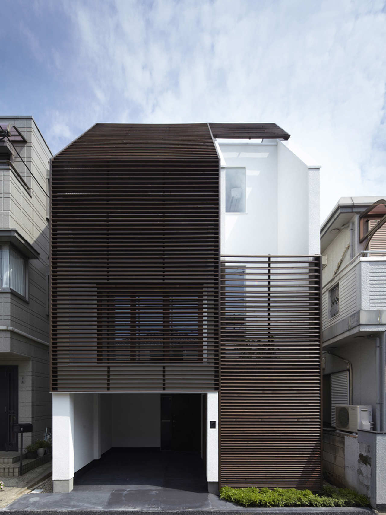 IS / Yo Yamagata Architects, © Forward stroke Inc