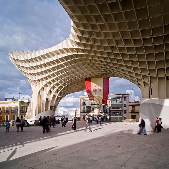Metropol Parasol / Jürgen Mayer H. Architects, © Javier Orive