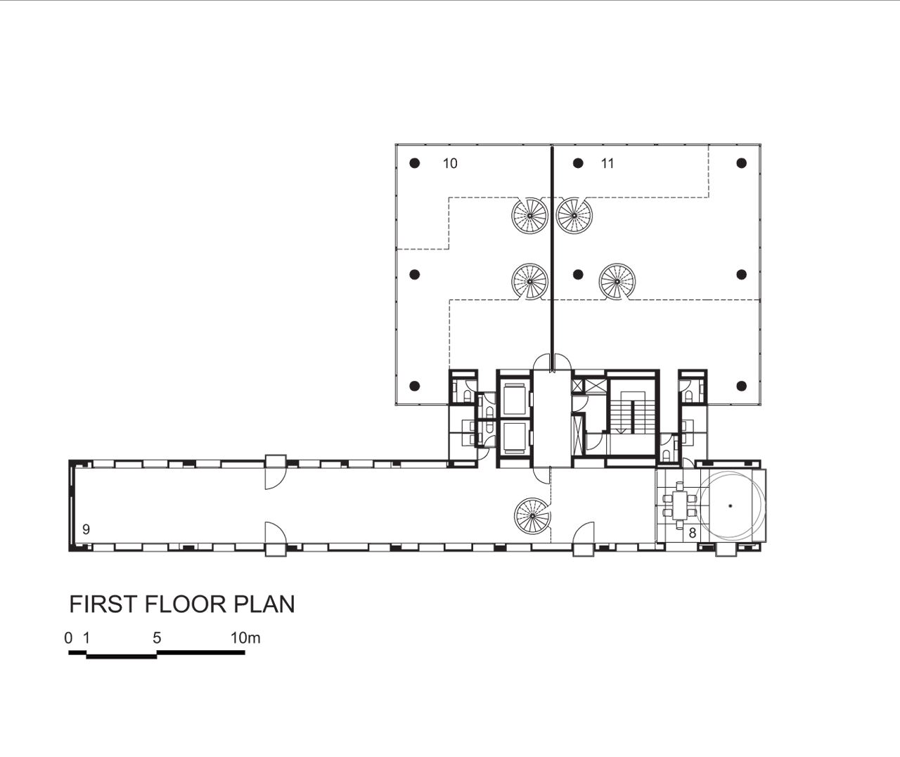 galeria de edif cio w305 isay weinfeld 2. Black Bedroom Furniture Sets. Home Design Ideas