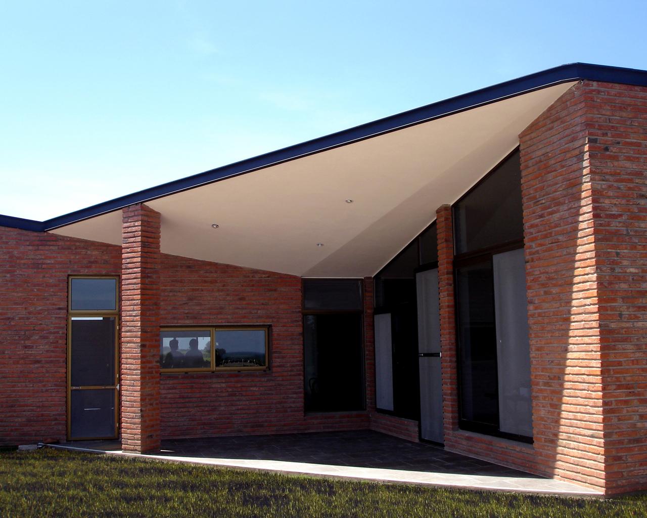 Galeria de casa diamante marsino arquitectos 8 for Arquitectos para casas