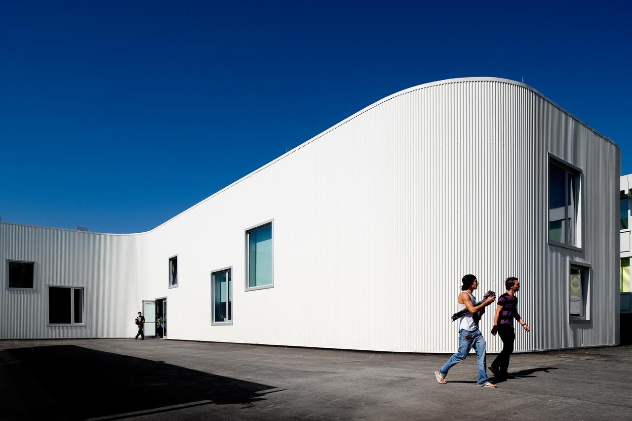Escola Secundária D. Dinis / BAK Gordon Arquitectos, © FG + SG