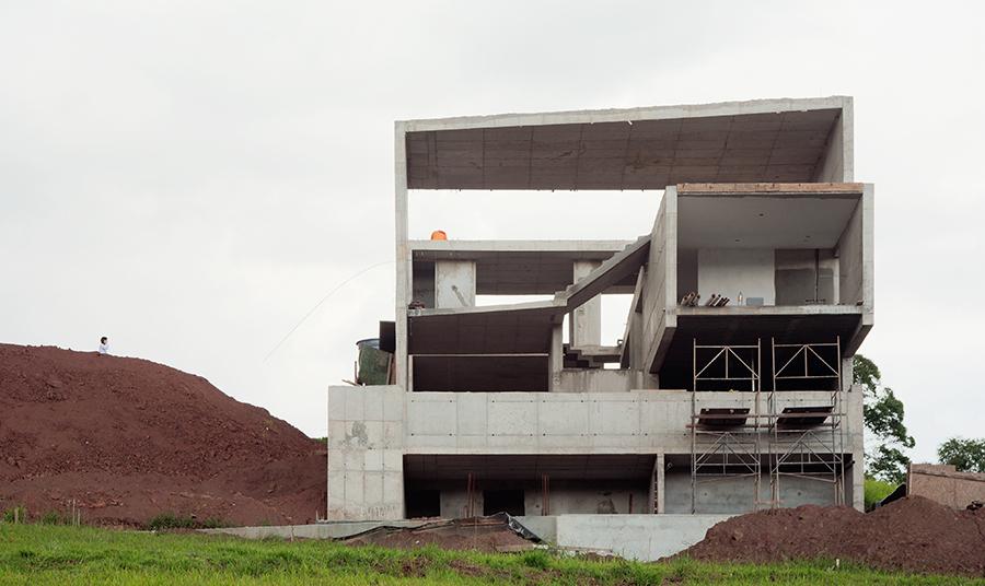 Em Construção: Residência Itahye / Apiacás Arquitetos + Brito Antunes Arquitetura, © Pregnolato & Kusuki Estudio Fotogáfico