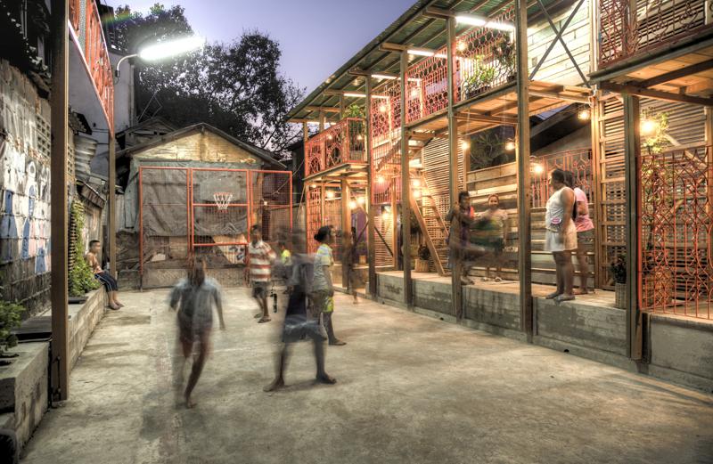Equipamento urbano para a Comunidad Klong Toey / TYIN tegnestue, © TYIN Tegnestue