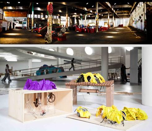 Workshop da Architectural Association (AA Rio Visiting School) / Rio de Janeiro - RJ, Cortesia AA Rio Visiting School