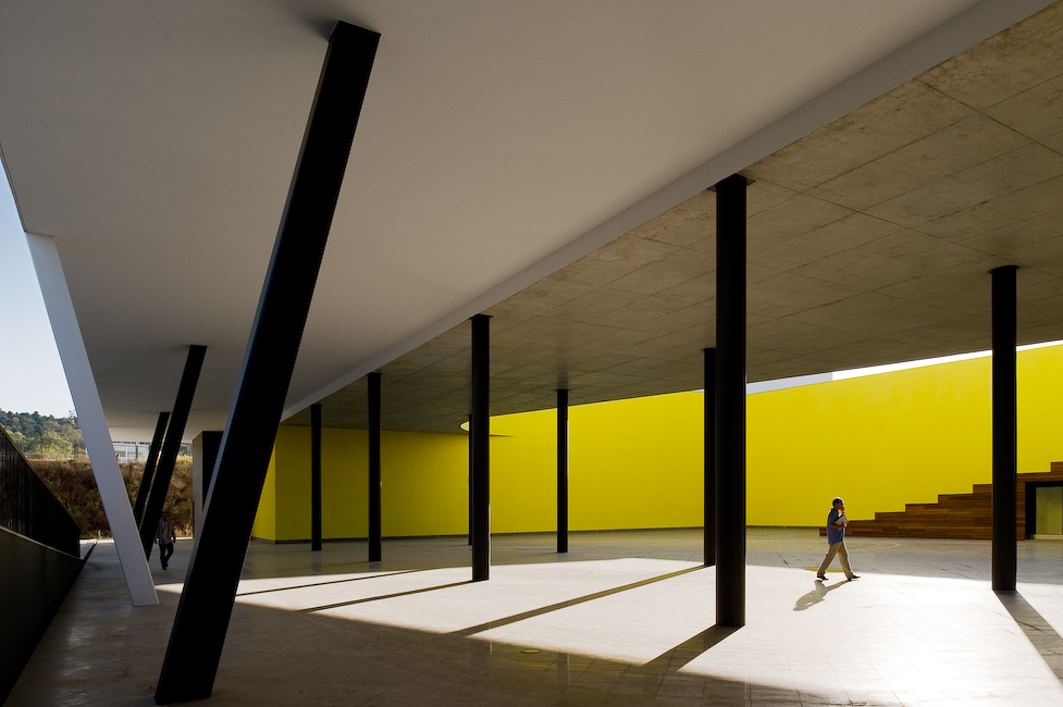Escola Superior de Música do Instituto Politécnico de Lisboa / Carrilho da Graça Arquitectos, © FG + SG