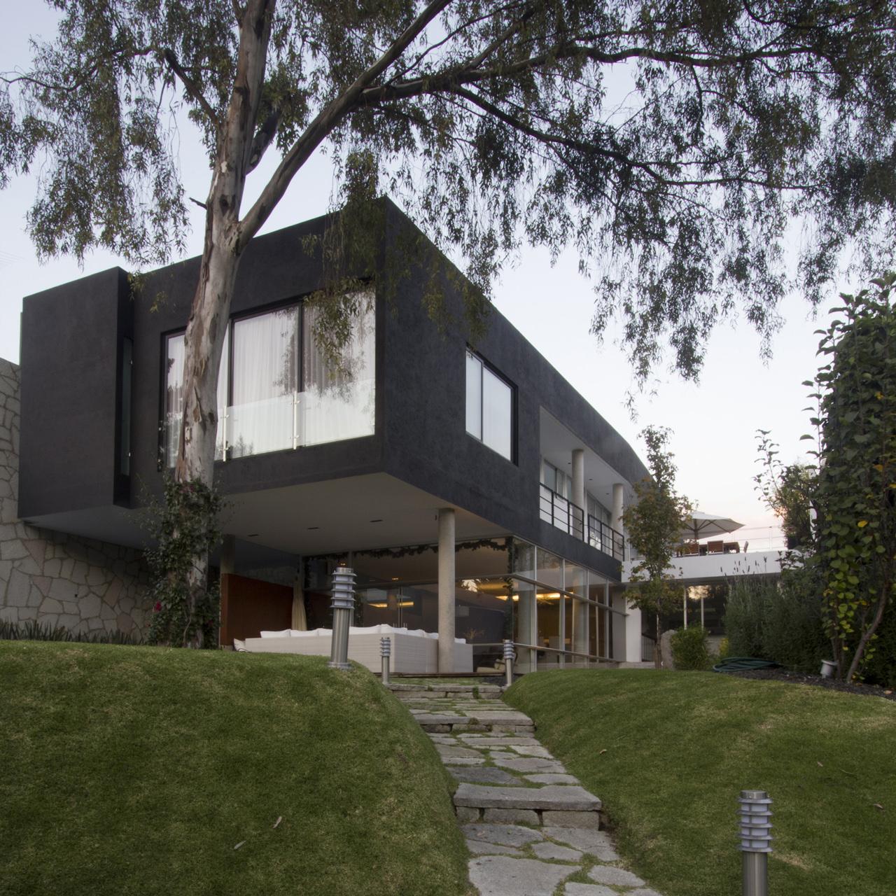 Block House / a-001, © Sebastian Arnau, Eduardo Gorozpe