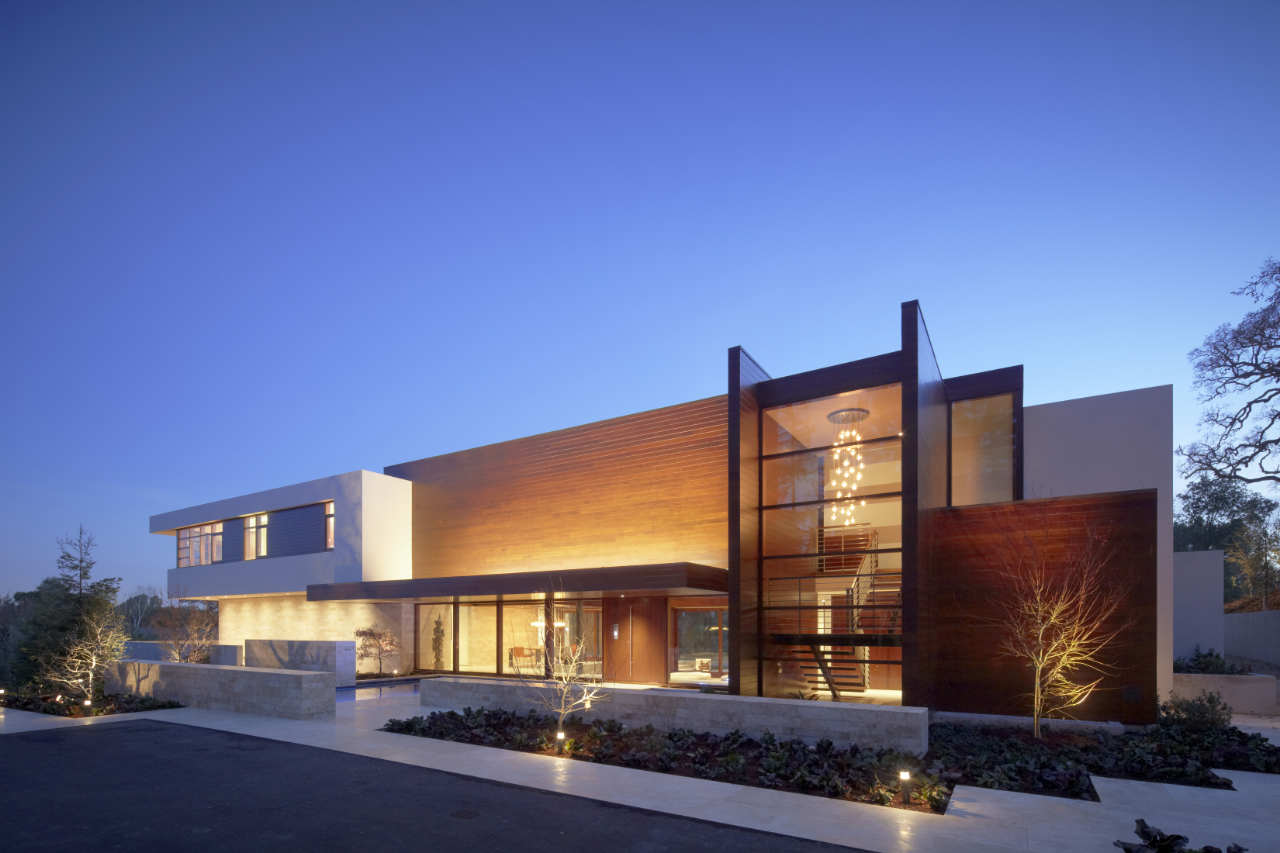 Casa OZ / Swatt | Miers Architects , © Tim Griffith