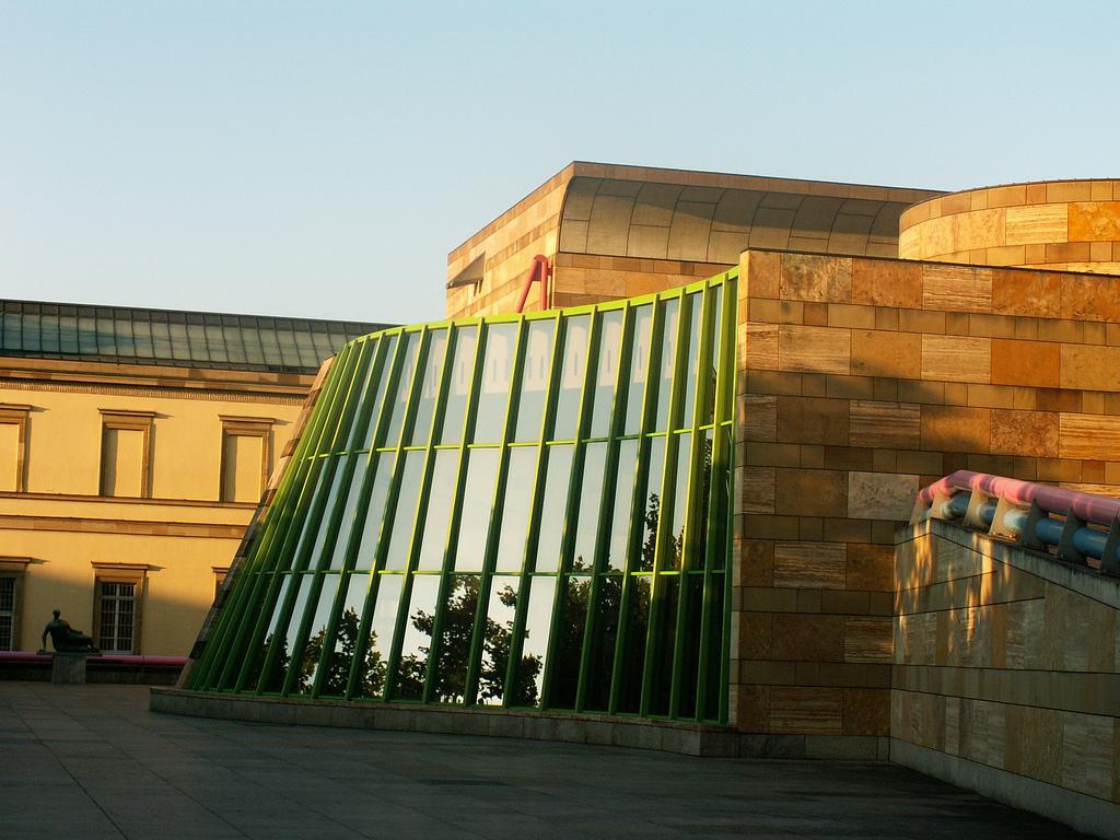 Clássicos da Arquitetura: Neue Staatsgalerie / James Stirling e Michael Wilford, © flickr jaime.silva