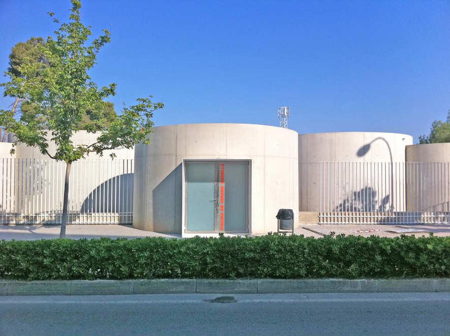 Piscinas de Verão em Godella / Álvarez Cubells Arquitectos, Cortesia de Álvarez Cubells Arquitectos