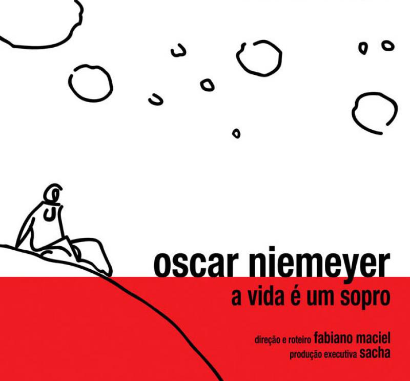 """Cinema e Arquitetura: Documentário - """" Oscar Niemeyer - A vida é um sopro"""""""