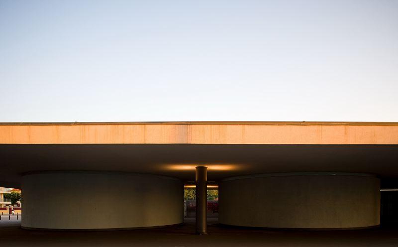 Estação do Metrô Casa da Música / Eduardo Souto de Moura, © FG+SG – Fernando Guerra, Sergio Guerra