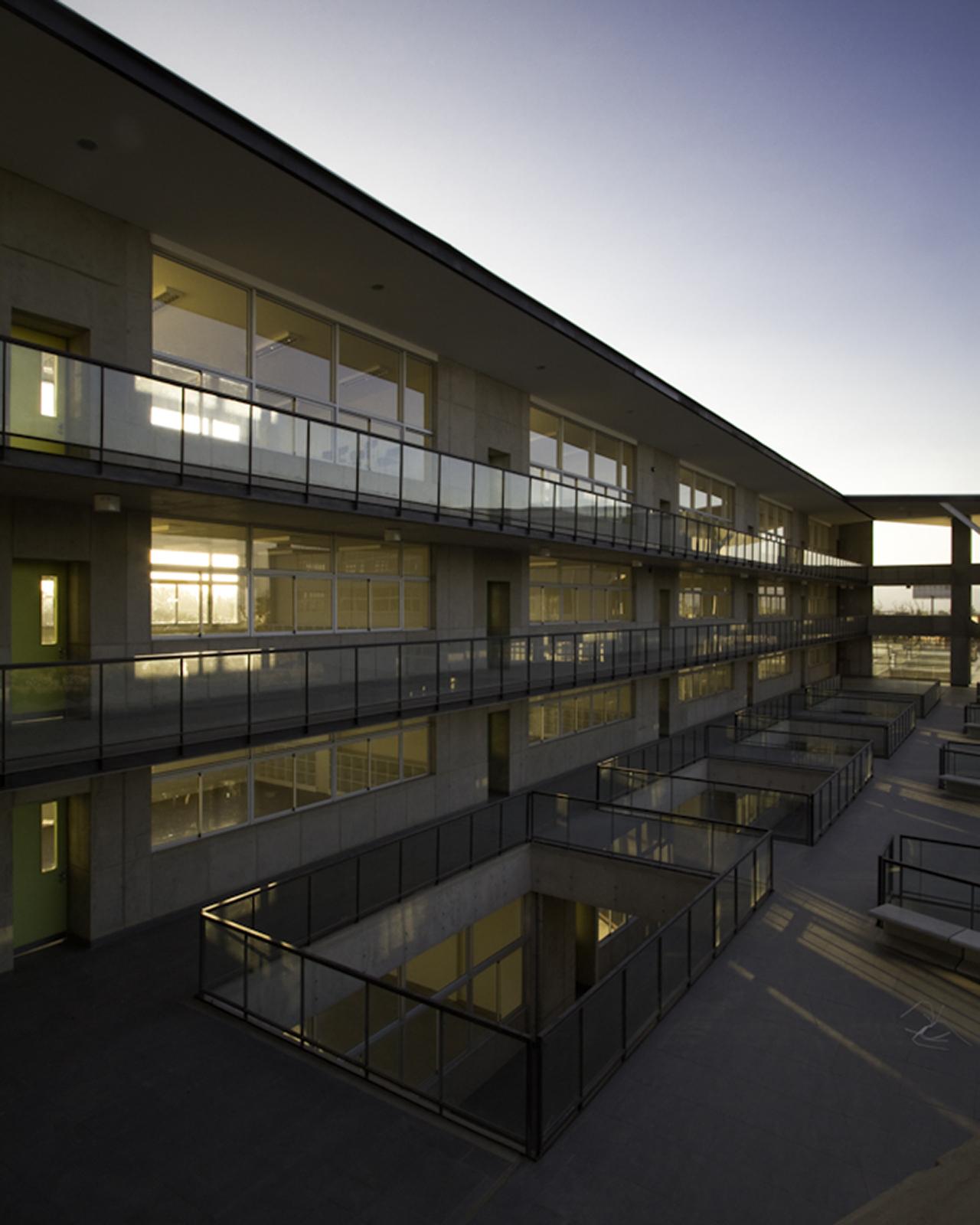 Colégio Terraustral Oeste / Marsino Arquitectos, © Aryeh Kornfeld