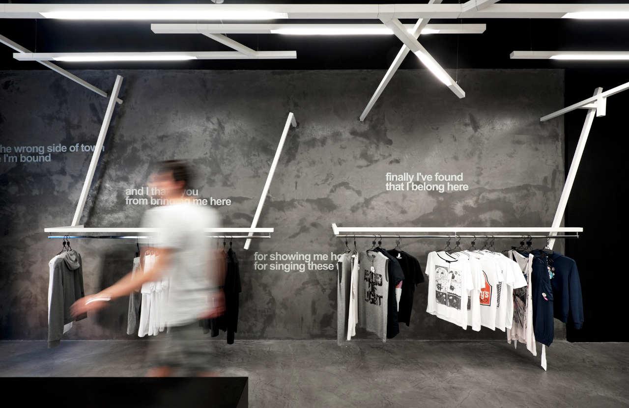 HOME: Unusual Store / Luigi Valente, © Stefano Pedretti