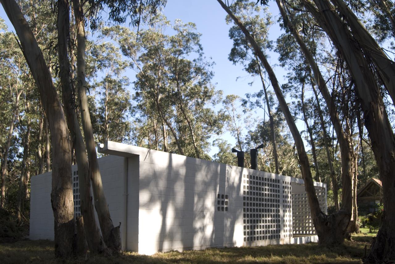 Casa de Bloques La Pedrera / g + Gualano + Gualano Arquitectos, Cortesía g+