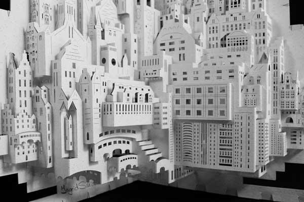 Arte e Arquitetura: Ingrid Siliakus, © Ingrid Siliakus