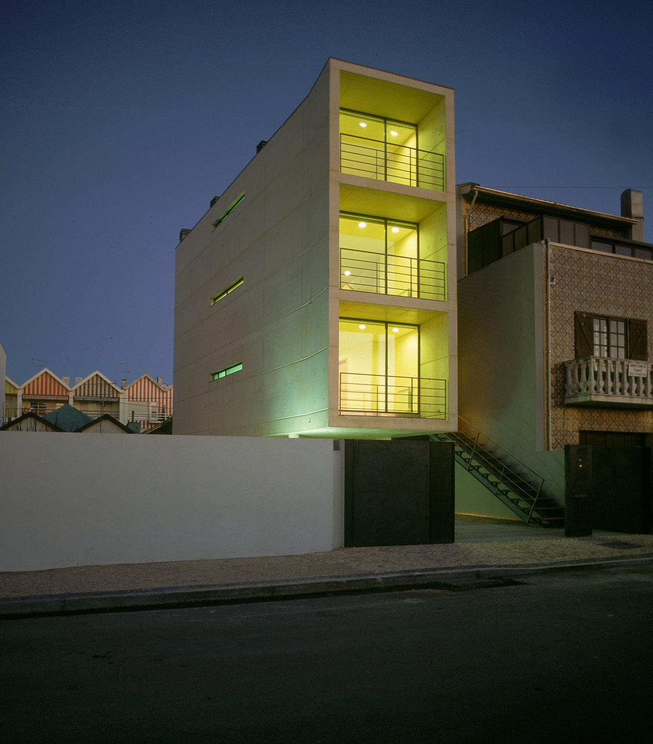 Galeria de casa na costa nova topos atelier de for Atelier arquitectura