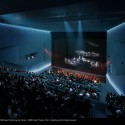 TPAC Grand theatre © OMA
