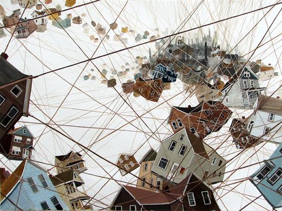Arte e Arquitetura: Amy Casey, © Amy Casey