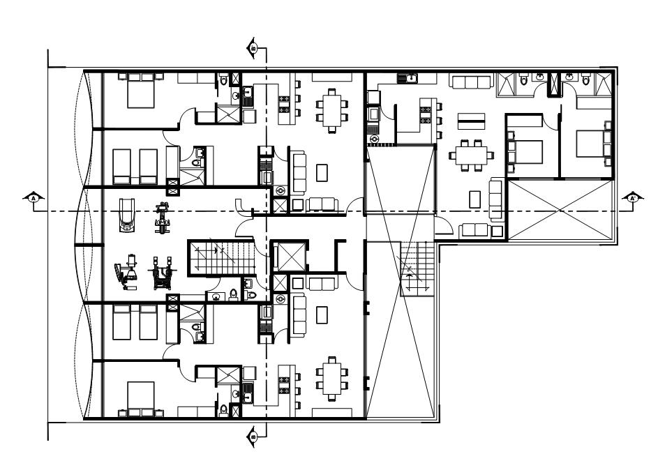 Galeria De Apartamentos Kiral Arqmov Workshop 6