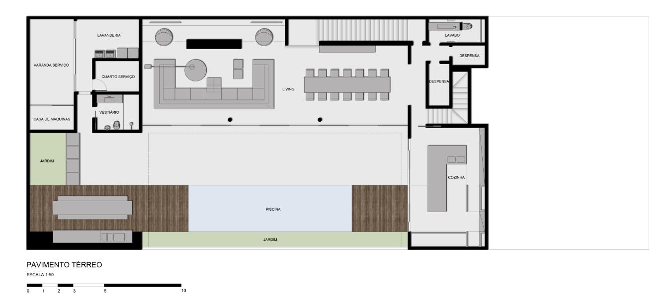 Galeria De Casa Af Studio Guilherme Torres 31